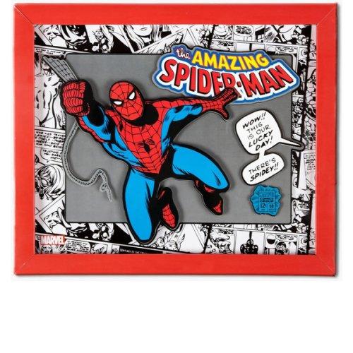 Spiderman 3D Wall Art