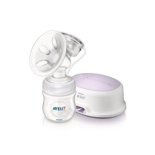 Philips Avent Natural Single Electric Breast Pump Scf332/01