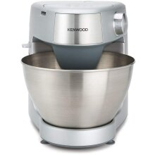 Kenwood Prospero Plus KHC29.A0SI Stand Mixer for Baking Compact 4.3 Litre Bowl 3 Bowl Tools 1000 W Silver