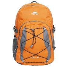 Trespass Albus Backpack/ Rucksack - Orange, 30 Litres