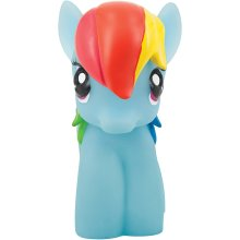 JoyToy 40441 Little Pony-Rainbow Dash Soft Lites Lamp, Multi-coloured, 9 x 11 x 15 cm