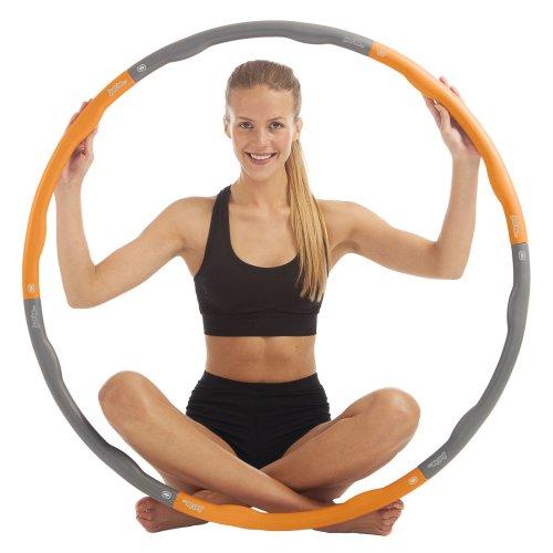 Just be... Fitness Hula Hoop Orange 1.2kg