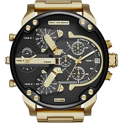 Diesel Mr Daddy 2.0 Men's Watch Chronograph DZ7333 New with Tags
