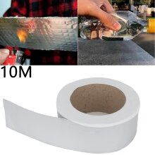 5M Strong White WaterProof Tape Rubber Seal Stop Leak Adhesive Tape