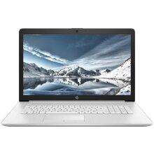 "HP Silver 17.3"" Intel I5 8GB Ram Laptop"