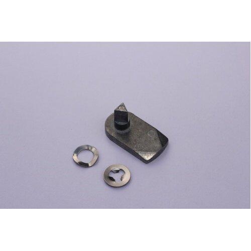 METER BOX LATCH/LOCK (Metal) - Repair Solution for Meter Box doors