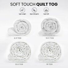 Anti Allergy Duvet Tog  Quilt Bedding Set