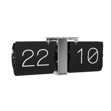 Flip Clock, No Case, Steel
