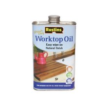Rustins WOIL500 Worktop Oil 500ml