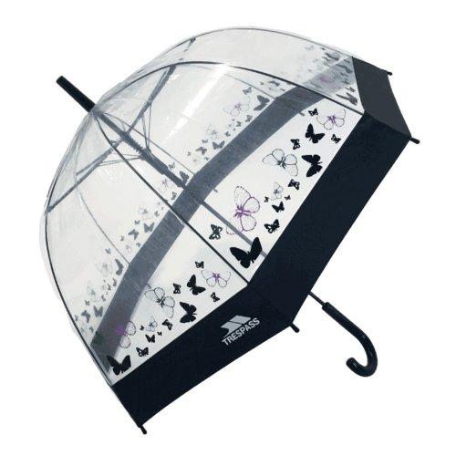 Trespass Papillon Clear Umbrella