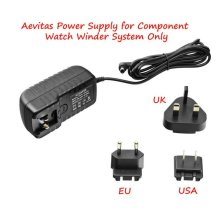 1 Power Supply for the Aevitas Component Watch Winder System UK - EU - USA by Aevitas