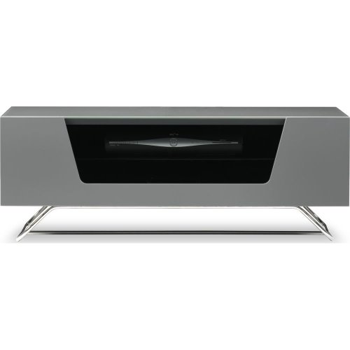 ALPHASON Chromium 2 1000 TV Stand - Grey, Grey