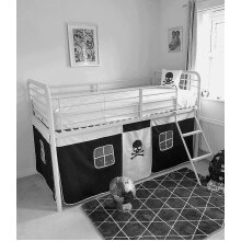Pirate Tent for Midsleeper Cabin Bunk Bed