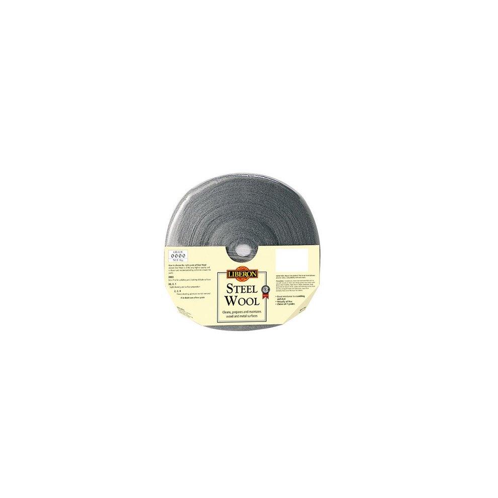 Liberon Steel Wool Grade 2 1kg LIBSW21KG