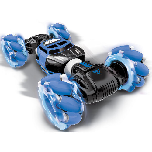 Extreme Crosslander Rechargeable Radio Controlled Stunt Car