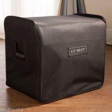 DAMAGED!! JML EZ Bed Durable Automatic Inflatable storage Case, Double - Used