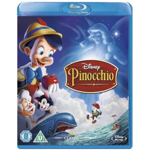 Pinocchio Blu-Ray [2012] - Used