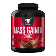 BSN Mass Gainer Protein Shake Chocolate 1.7kg 20 Servings **Best Before February22