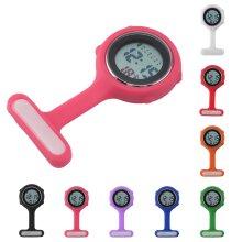 Colorful Multi Function Digital Nurse Watch