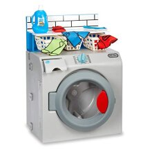 little tikes First Appliances Washer-Dryer Multicolor