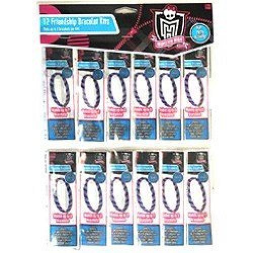 Monster High 12 Friendship Bracelet Kits