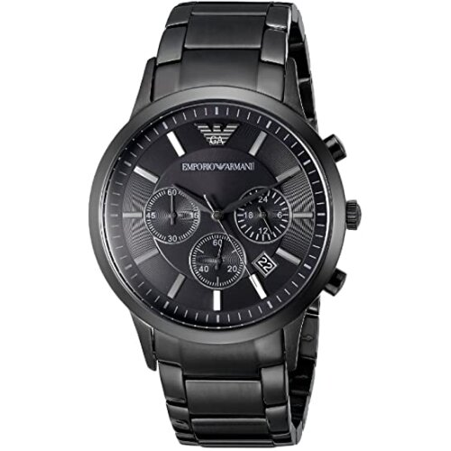 Emporio Armani AR2453 Men's Watch Chronograph, New with Tags