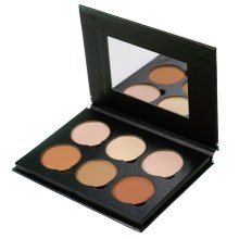 Bellapierre Face Contouring & Highlighting Professional Palette