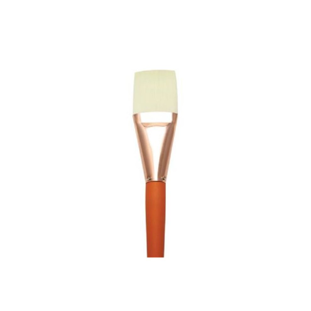 Royal /& Langnickel R7500F-10 Synthetic Bristle Acrylic and Oil Brush Flat 10