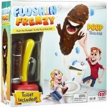 Mattel Games FWW30 Flushing Frenzy
