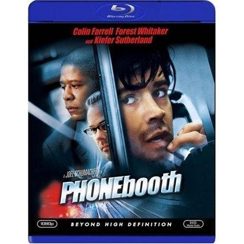 Phone Booth Blu-Ray [2007]