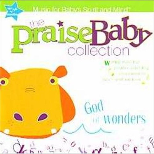 Provident-Integrity Distribut 783306 Disc God Of Wonders Praise Baby Collection V2