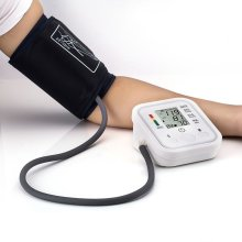 Automatic Digital Upper Arm Blood Pressure Pulse Check Blood Monitor