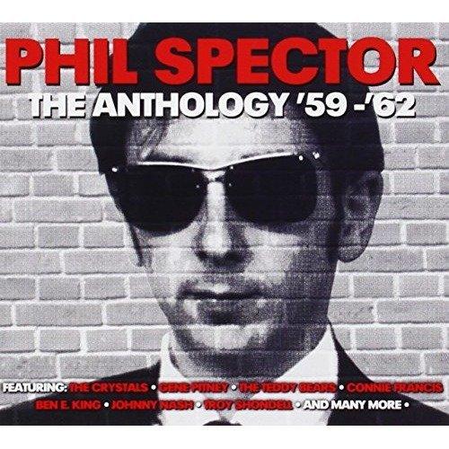 The Anthology 59-62 Box Set Audio Cd Phil Spector
