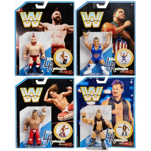 WWE Retro - Series 7 - Complete Figure Set