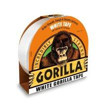 Gorilla 3044601 48 mm x 27 m Tape - White