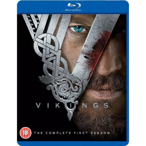 Vikings Season 1 Blu-Ray [2014]