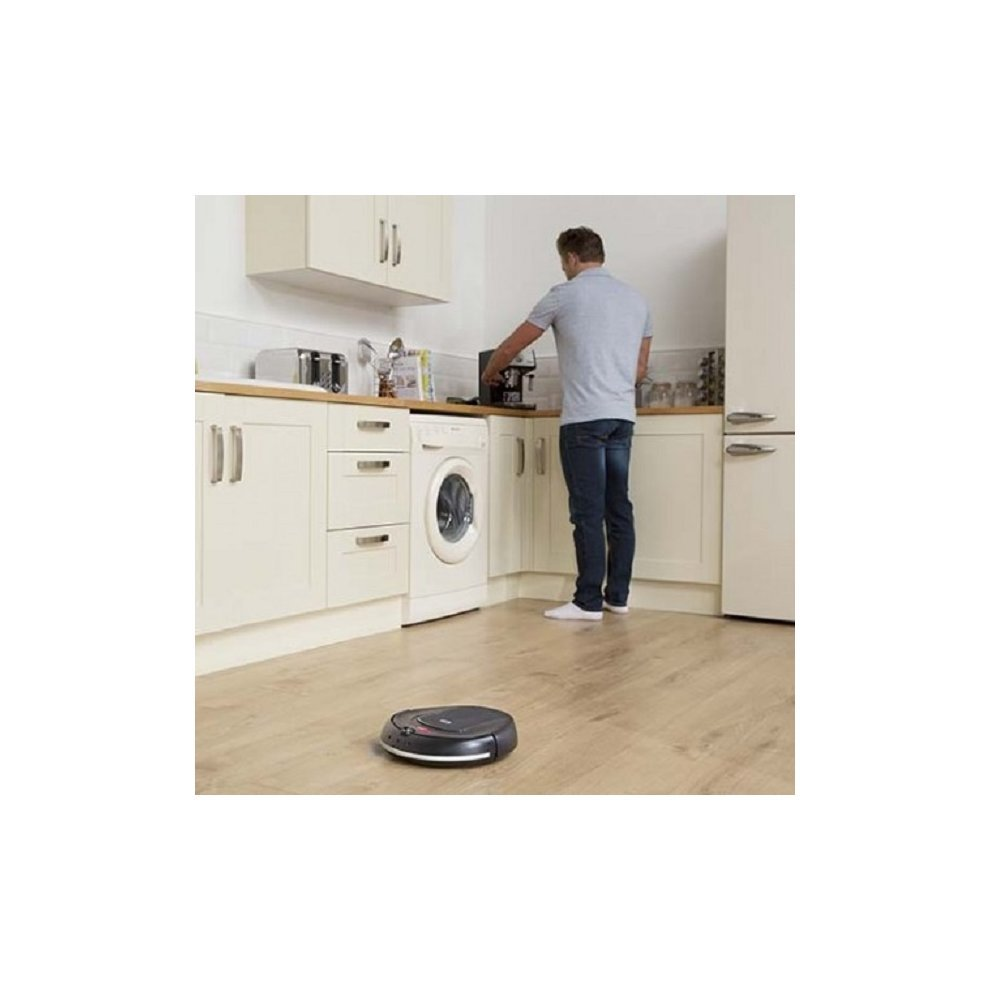 Robot 12v Cordless Bagless Vacuum