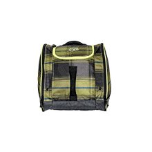 Sportube Freerider Padded Gear and Boot Bag Plaid