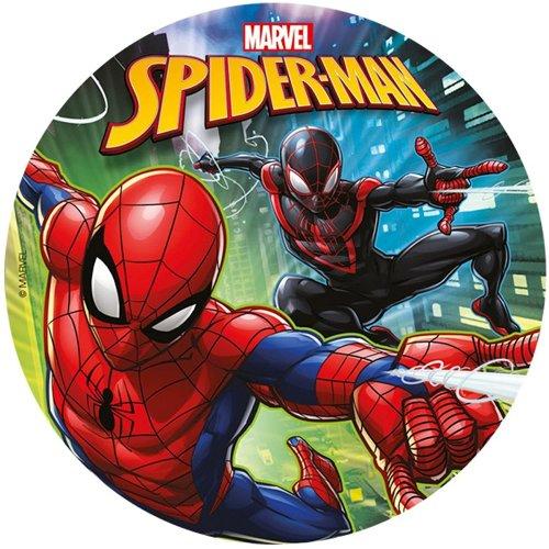 Dekora Spiderman Edible Sugar Free Cake Topper 20cm