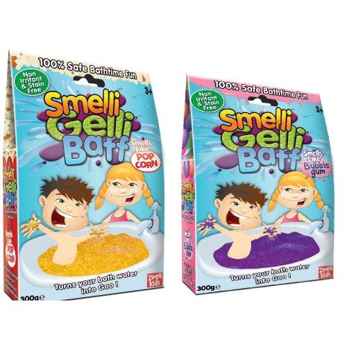 Smelli Gelli Baff | Kids' Bath Jelly Powder