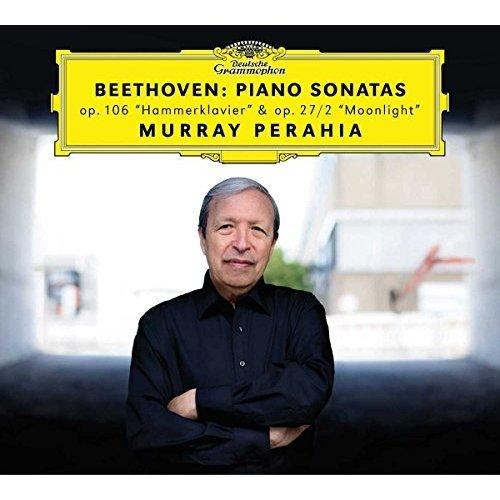 Murray Perahia - Beethoven: Piano Sonatas [CD]