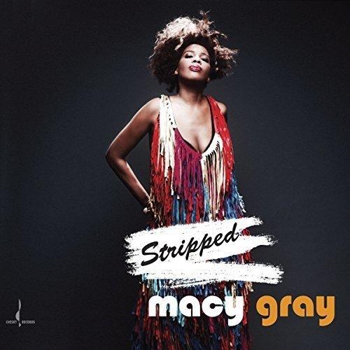 Gray Macy - Stripped [CD]