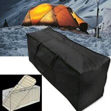 Large Heavy Duty Waterproof Outdoor Garden Furniture Cushions Storage Bags Case