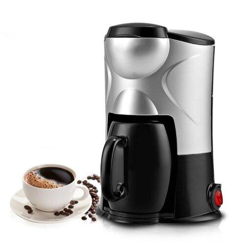 Coffee & Tea Maker Stylish Home Portable Fully Automatic Mini American Coffee Machine