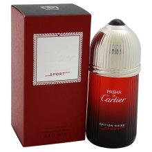 Cartier Pasha Edition Noire Sport 100ml Eau De Toilette