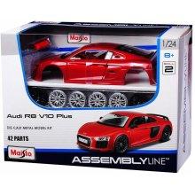 Maisto M39510 1:24 Audi R8 Model Kit
