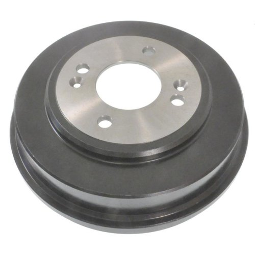 Pair of Rear Brake Drums for Nissan Micra 1.0 Litre Petrol (01/93-07/00)