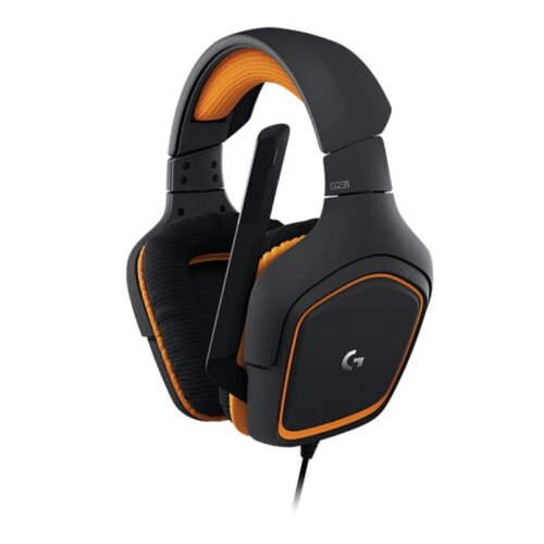 Logitech G231 Gaming Headphones  3.5mm Earphone Compatible with Xbox