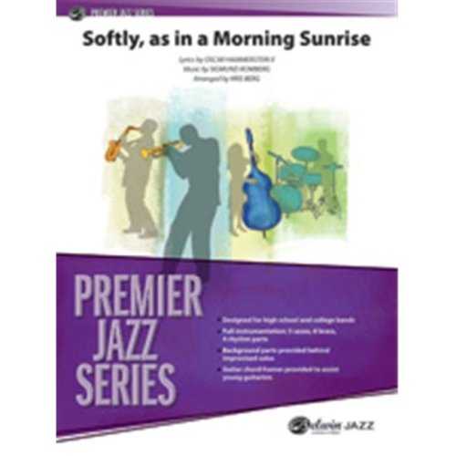 Alfred 00-36056 SOFTLY AS IN A MORNING SUNRISE-JPJ