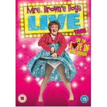 Mrs Brown's Boys: Live Tour - For the Love of Mrs Brown (DVD)